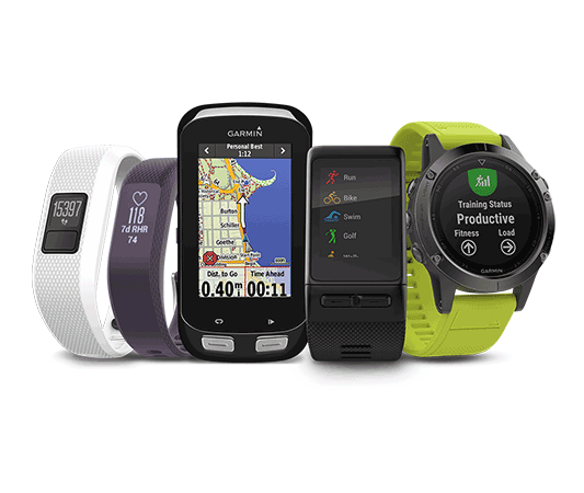 Garmin Sports and Fitness