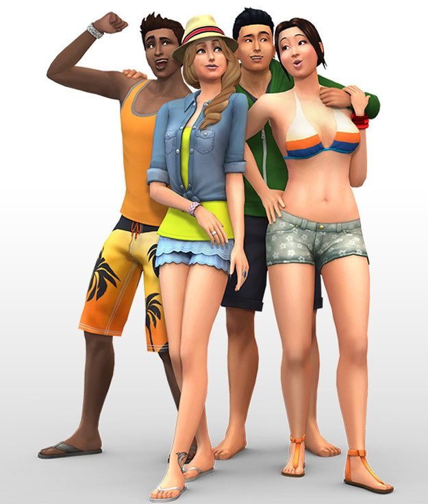 Create Your Sims